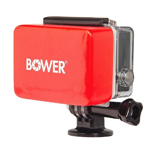 Bower Xtreme Action Series Waterproof Housing Floater for GoPro - Red (XAS-HFLT) - image 1 of 1
