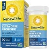 Renew Life Ultimate Flora Probiotic for Extra Care Vegetarian Capsules - 30ct - image 2 of 4