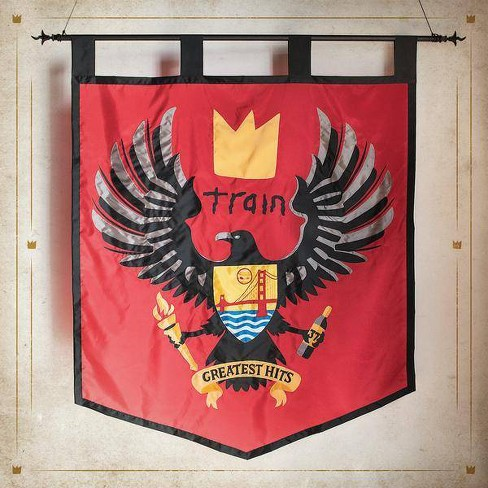 Train - Greatest Hits (CD) - image 1 of 1