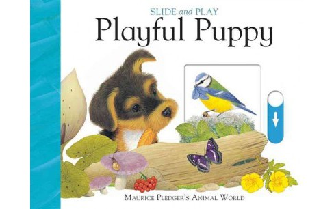 Playful Puppy (Hardcover) (A. J.  Wood) - image 1 of 1