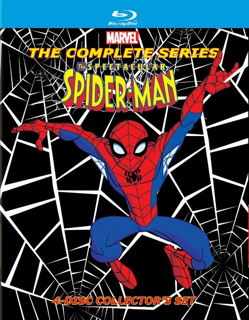 The Spectacular Spider-Man: The Complete First and Second Seasons [4 Discs] [Blu-ray] - image 1 of 1