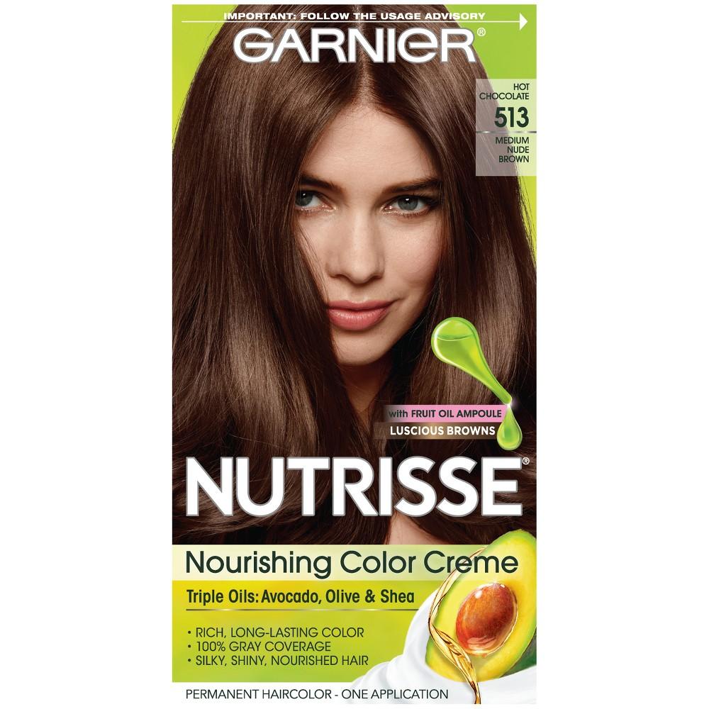 Garnier Medium Brown Hair Color Hair Color Compare Prices At Nextag