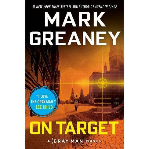 On Target - (Gray Man) by  Mark Greaney (Paperback) - image 1 of 1