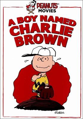 A Boy Named Charlie Brown (DVD)