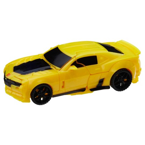 Transformers The Last Knight 1-Step Turbo Changer Bumblebee - image 1 of 3