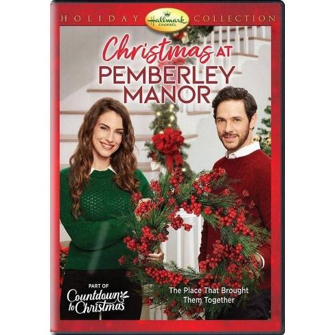 Christmas At Pemberley Manor.Christmas At Pemberley Manor Dvd