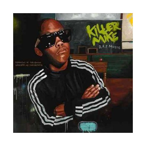 Killer Mike - R.A.P. Music (CD) - image 1 of 2
