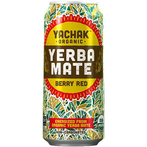 Yachak Berry Red - 16 fl oz Can - image 1 of 3
