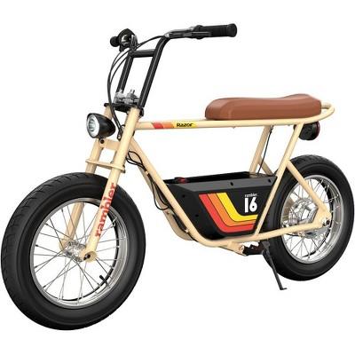 Razor Rambler Electric Scooter - Beige