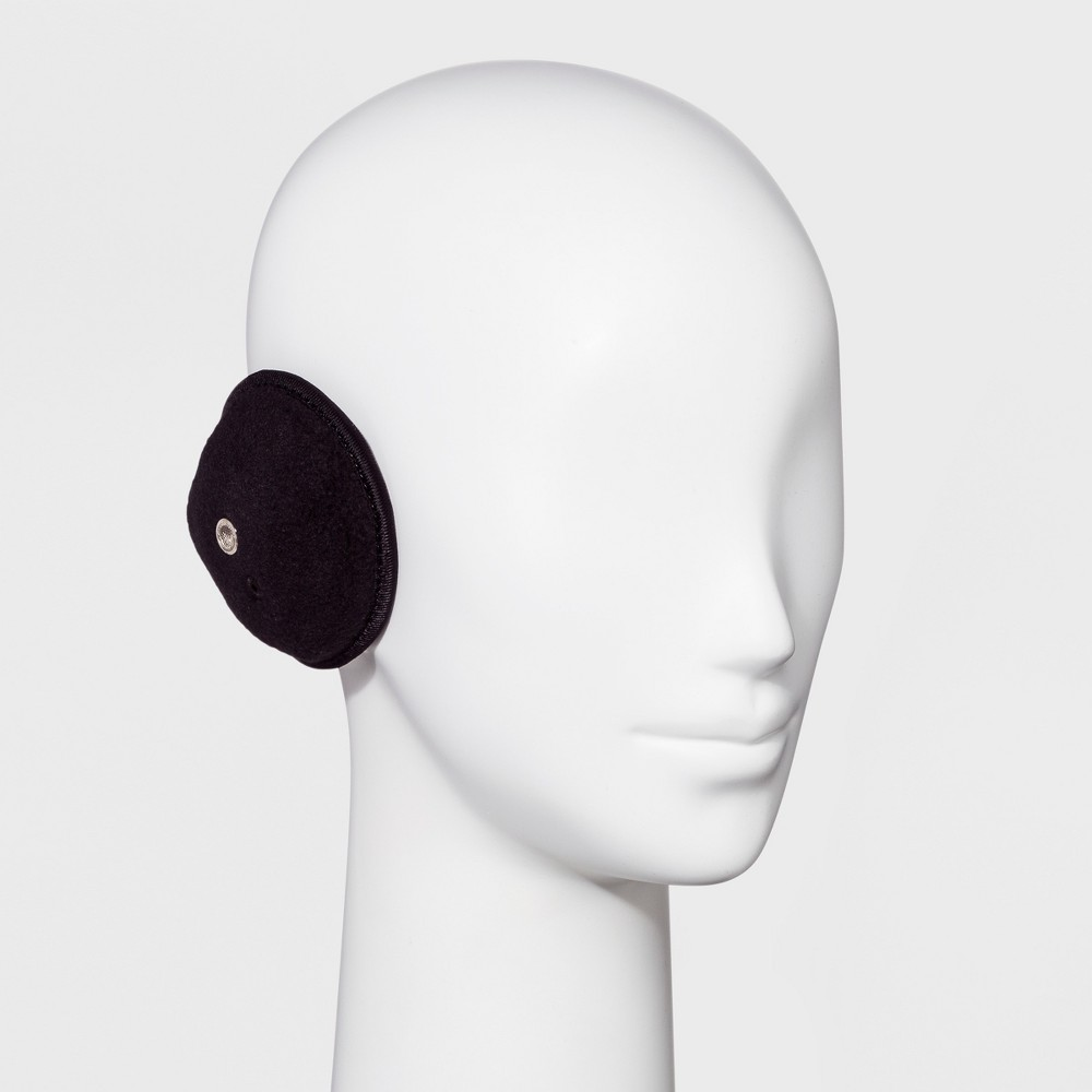 Image of Degrees by 180s Women's Bluetooth Ear Warmer - Black