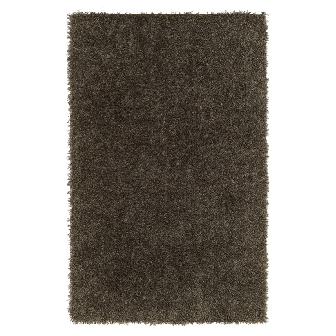 Silky Balloon Yarn Shag Rug - image 1 of 3