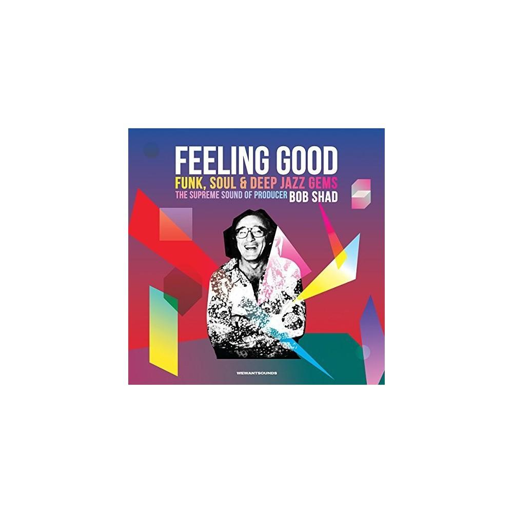 Various - Feeling Good:Funk Soul & Deep Jazz Ge (Vinyl)