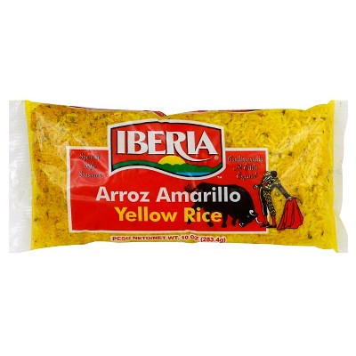 Rice: Iberia Yellow Rice