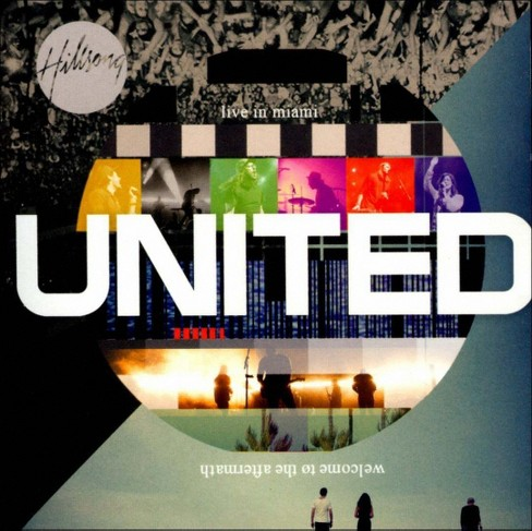 Hillsong United - Live in Miami: Welcome to the Aftermath (CD) - image 1 of 1