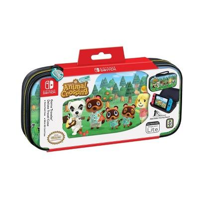Nintendo Switch Game Traveler Deluxe Travel Case - Animal Crossing: New Horizon