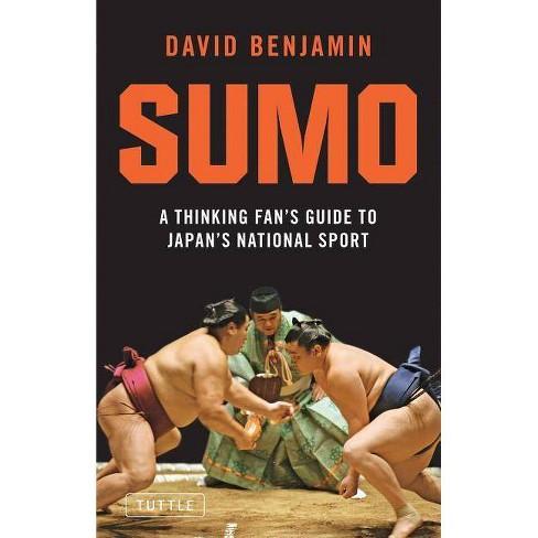 Sumo - (Tuttle Classics) by  David Benjamin (Paperback) - image 1 of 1