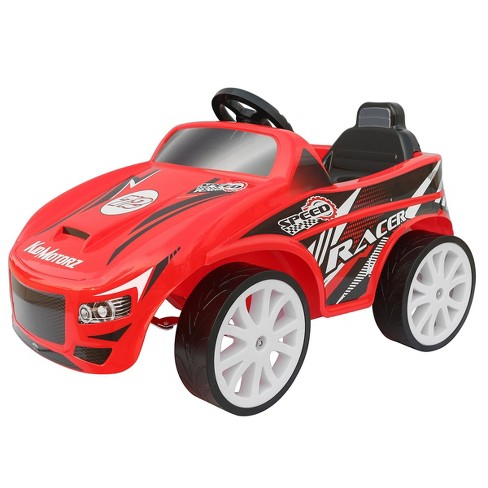 Kid Motorz 6V Speed Racer Powered Ride-On - Red - image 1 of 4