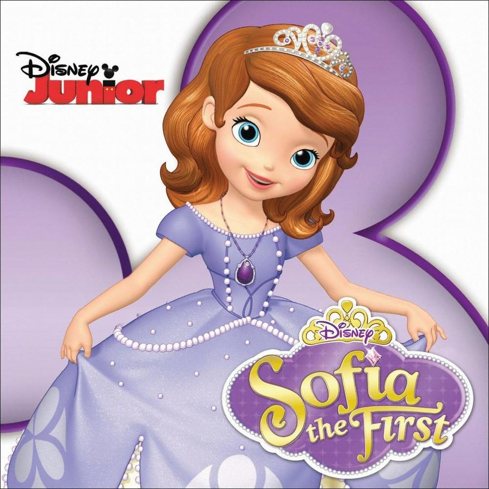 Original Soundtrack Sofia The First Cd