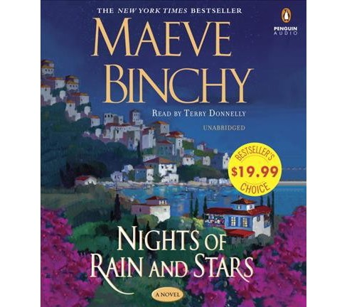 Nights of Rain and Stars (Unabridged) (CD/Spoken Word) (Maeve Binchy) - image 1 of 1