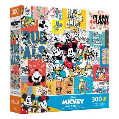 Ceaco Disney: Mickey & Friends Jigsaw Puzzle - 300pc