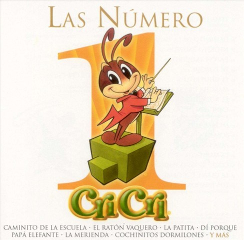 Cri-cri - Numero 1 (CD) - image 1 of 1