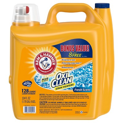 Arm & Hammer Fresh Laundry Detergents