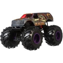 Hot Wheels Monster Trucks One Bad Ghoul Vehicle