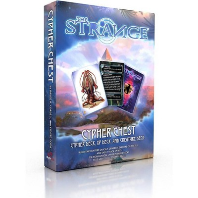 The Strange Game Expansion Cypher Chest