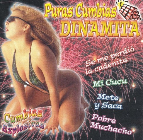Mi sonora - Puras cumbias dinamitas (CD) - image 1 of 1