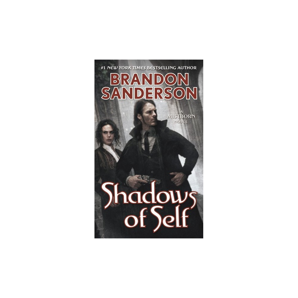 Shadows of Self (Reprint) (Paperback) (Brandon Sanderson)