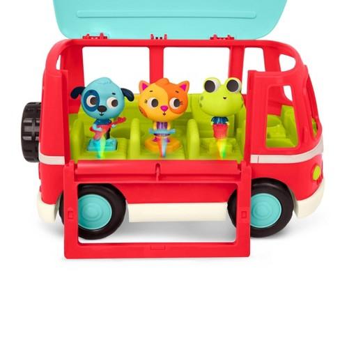 Land of B. Doo B. Doos Light-Up Musical Bus - image 1 of 4