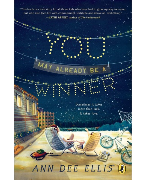 You May Already Be a Winner -  Reprint by Ann Dee Ellis (Paperback) - image 1 of 1