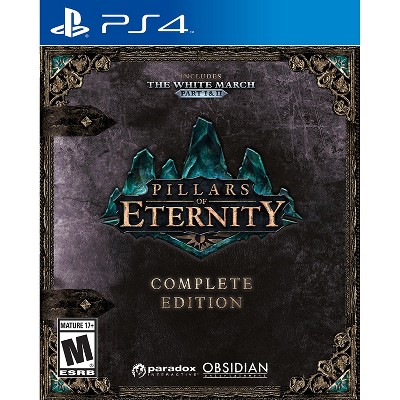 Pillars of Eternity Complete Edition PlayStation 4