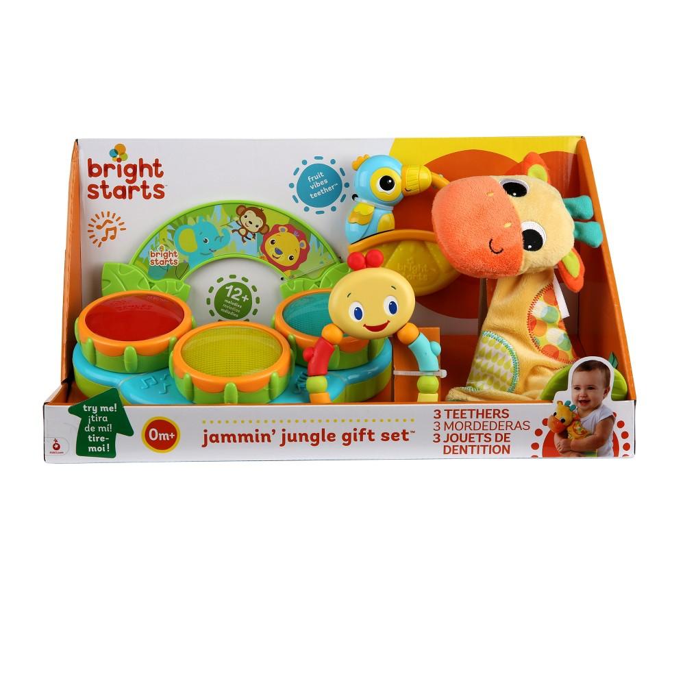 Bright Starts Safari Pals Gift Set