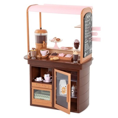 "Our Generation Hot Chocolate Stand for 18"" Dolls - Choco-tastic"