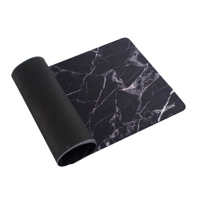 Insten Large Extended Non-Slip Marble Designs Laptop Computer PC Gaming Mouse Pad Mice Mat