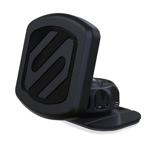 Scosche Magnetic Dash Mount Small Black - image 1 of 3