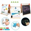 Discovery Kids Tabletop Dry Erase and Chalk Easel - image 4 of 4