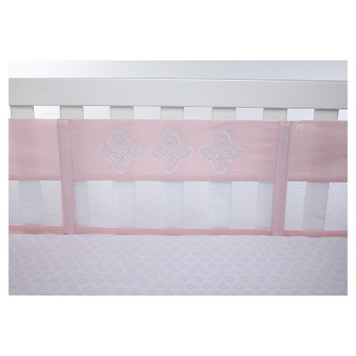 NoJo® Chantilly SecureMe Crib Liner