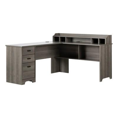 Versa L Shaped Desk - South Shore