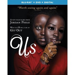 Us (Blu-Ray + DVD + Digital)