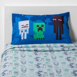 Minecraft Bad Night Sheet Set