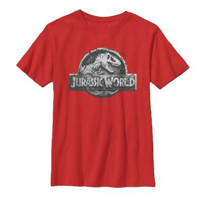 Boy's Jurassic World: Fallen Kingdom Logo T-Shirt