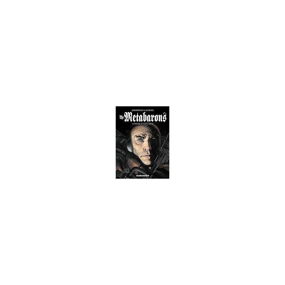 The Metabarons ( The Metabarons) (Hardcover)