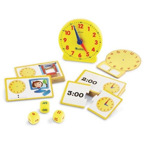 Learning Resources Time Activity Set - image 1 of 3