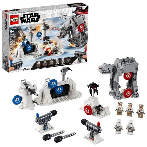 LEGO Star Wars Action Battle Echo Base Defense 75241 - image 1 of 4