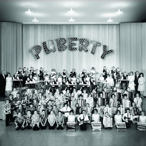 Puberty - Puberty (CD) - image 1 of 1