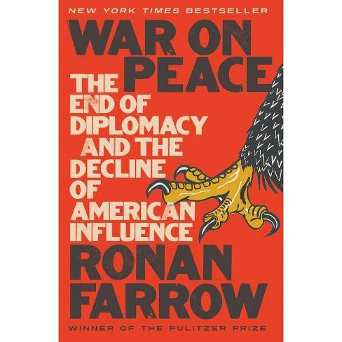 War on Peace - by  Ronan Farrow (Hardcover) - image 1 of 1