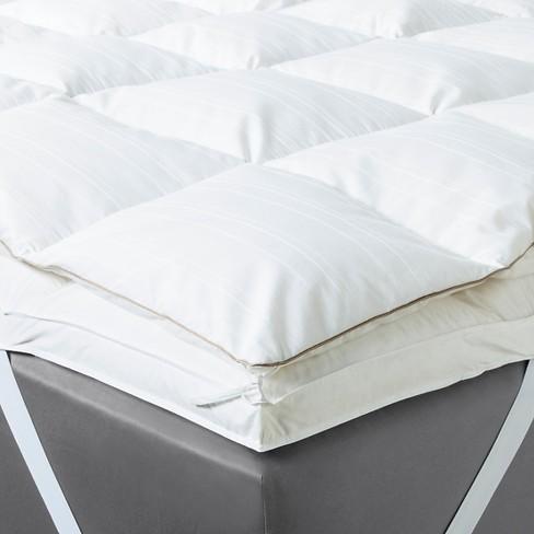 Feather Bed Mattress Topper Fieldcrest Target
