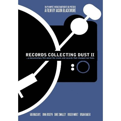 Records Collecting Dust (DVD)(2018)